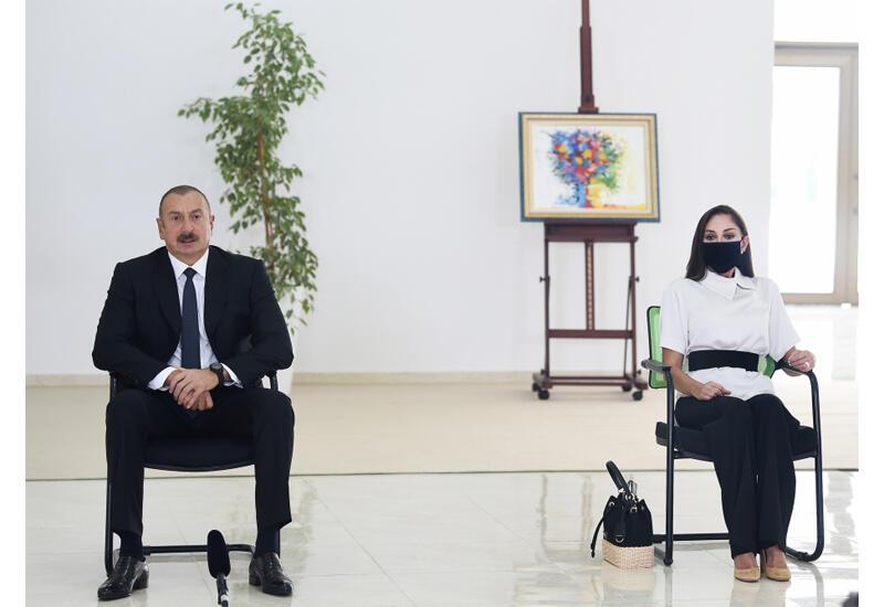 Президент Ильхам Алиев: Руководство Армении оскорбило весь мусульманский мир