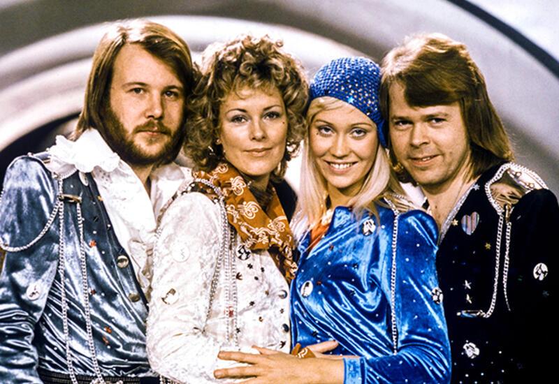 Группа ABBA выпустит пять новых песен после 39 лет перерыва
