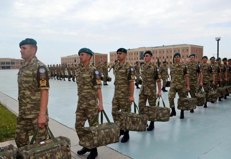 Азербайджан вывел своих миротворцев из Афганистана