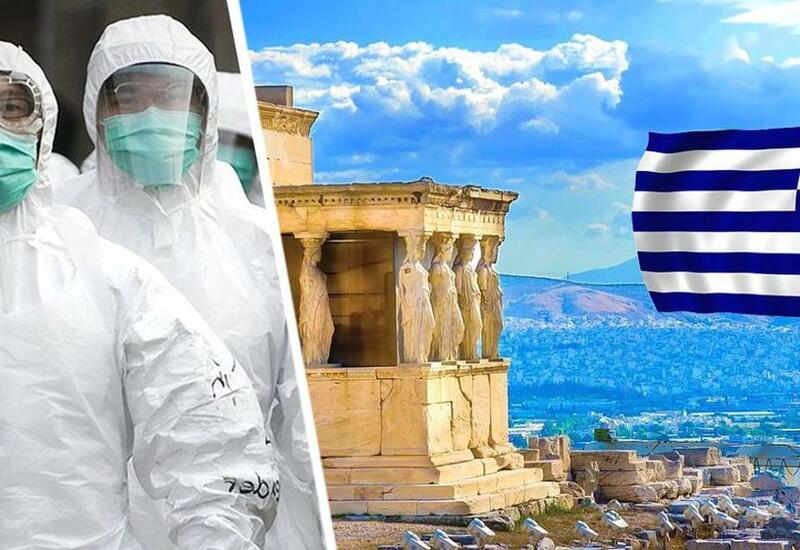 Все популярные курорты Греции названы опасными для туризма