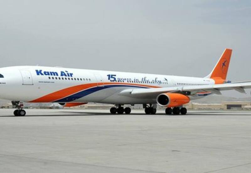 Иран принял несколько пустых самолетов афганской компании Kam Air
