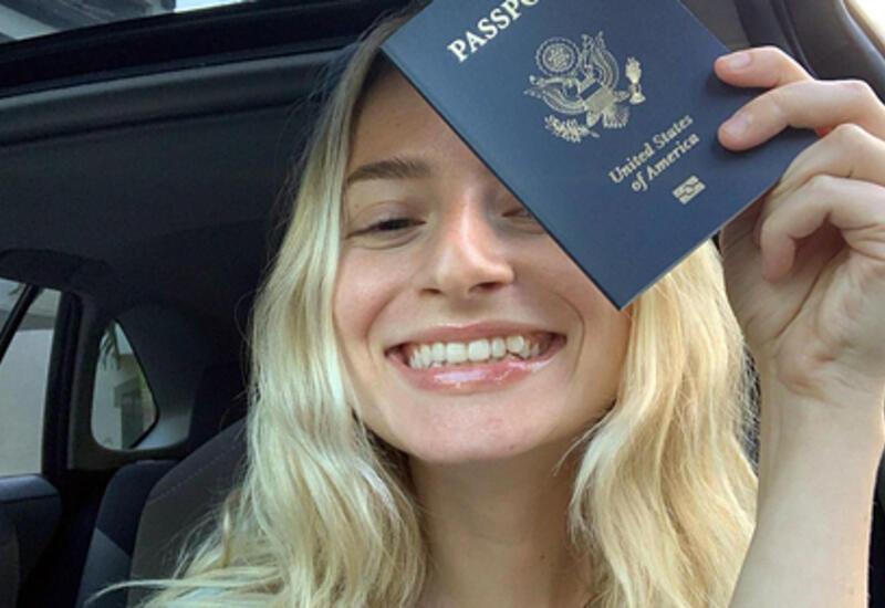 Дочь Агутина и Варум похвасталась паспортом США