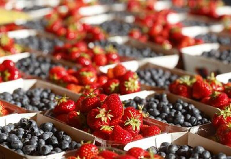 Названы снижающие риск сердечного приступа ягоды