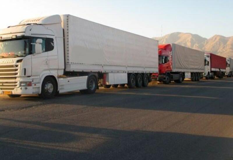 Транспортные средства других стран не могут въезжать на территорию Азербайджана без согласия страны