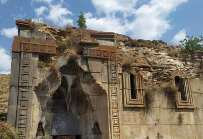 """Армяне оскверняют храмы и разрушают церкви - вот как """"трепетно"""" соседи относятся к своему культурному наследию - ФОТО - ВИДЕО"""