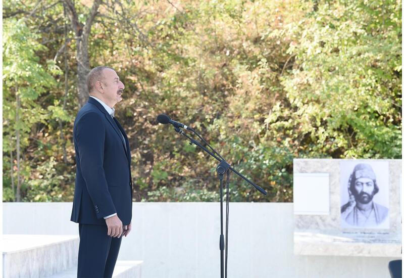 Президент Азербайджана: Понятия «Нагорно-Карабахская республика» нет