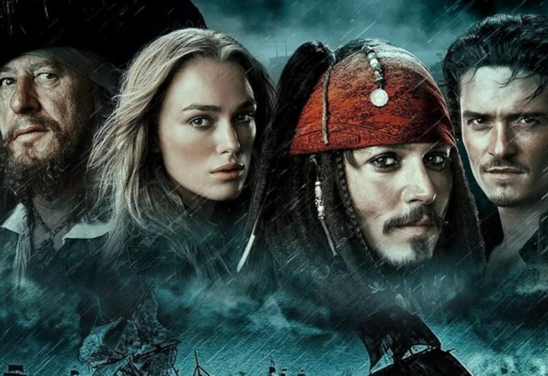 """Стало известно, кто вернется в новых """"Пиратах Карибского моря"""""""