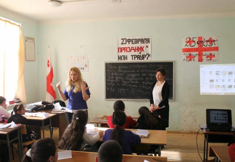 Учебный год в Грузии начнется дистанционно