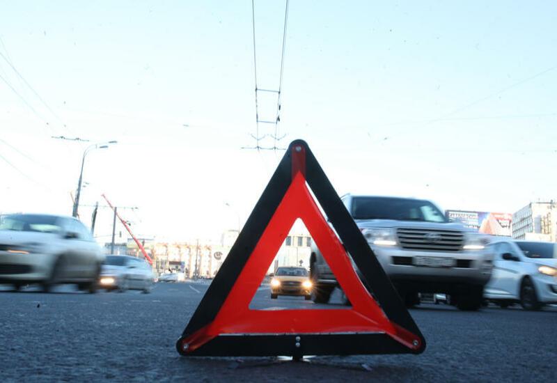 Жуткое  ДТП в Москве, погиб малолетний ребенок