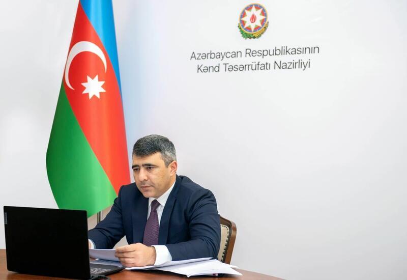 Азербайджан ведут работы по использованию аграрного потенциала Карабаха
