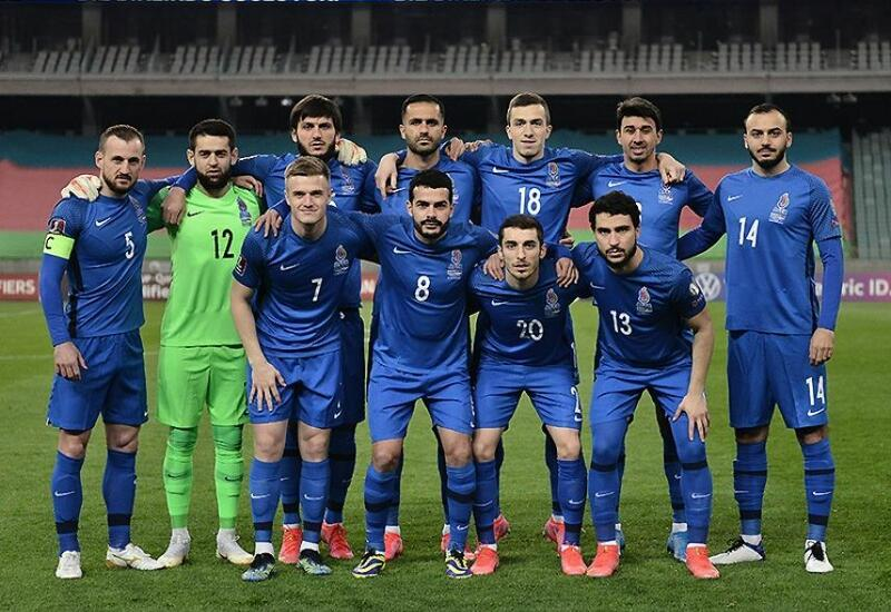 Азербайджан против Люксембурга