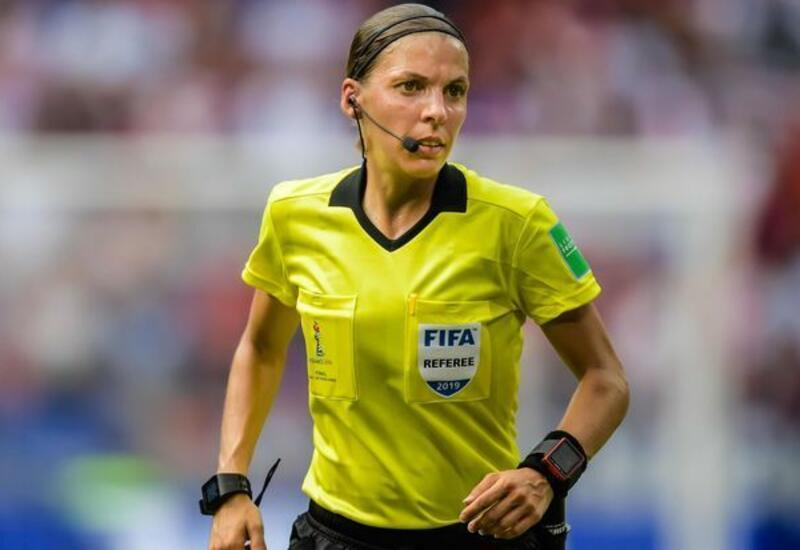 Известная женщина-арбитр назначена судьей матча Азербайджан-Ирландия