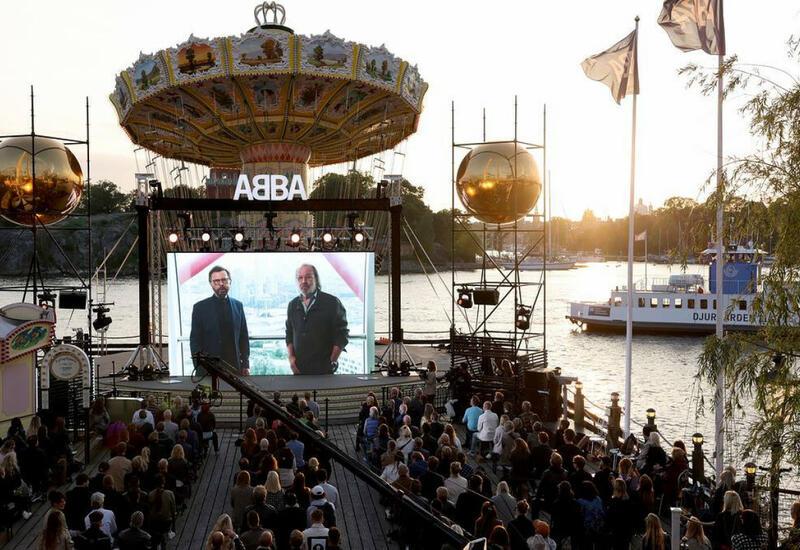 ABBA выпустит альбом с новыми песнями