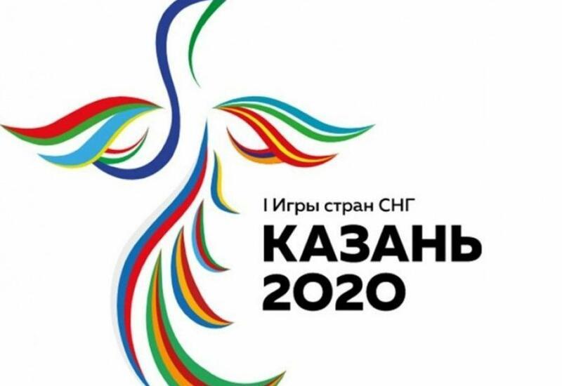 Азербайджан завоевал первую золотую медаль на Играх стран СНГ в Казани