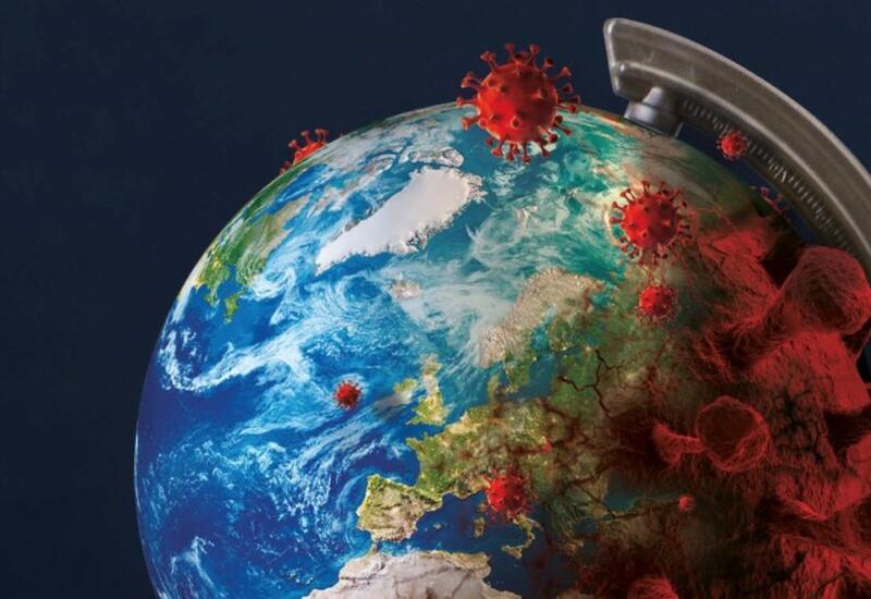 Статистика по коронавирусу в мире