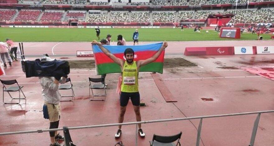 Летняя Паралимпиада-2020. 14-е золото в копилке сборной Азербайджана
