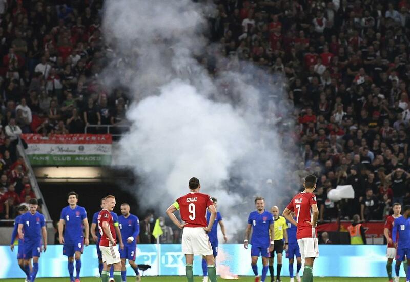ФИФА накажет Венгрию за расизм