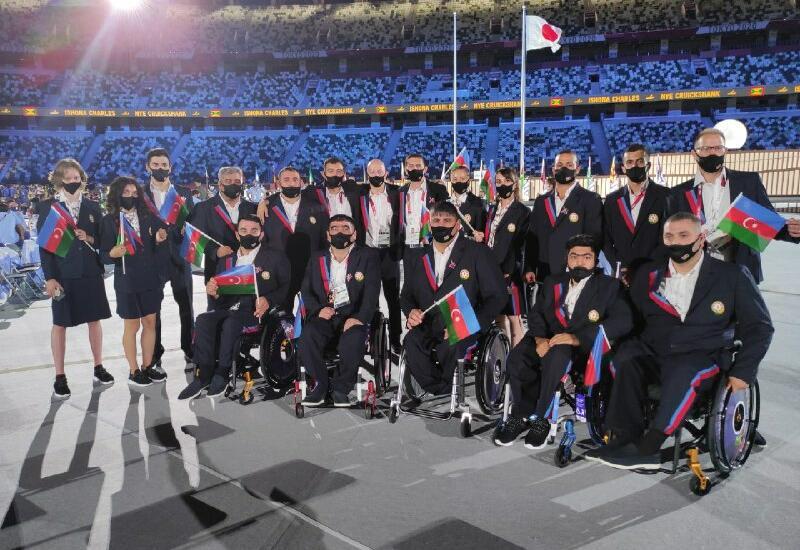 Паралимпиада-2020 в Токио: Азербайджан завершил свое участие с фантастическим результатом