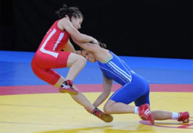 Азербайджанские спортсменки завоевали 2 медали на I Играх стран СНГ