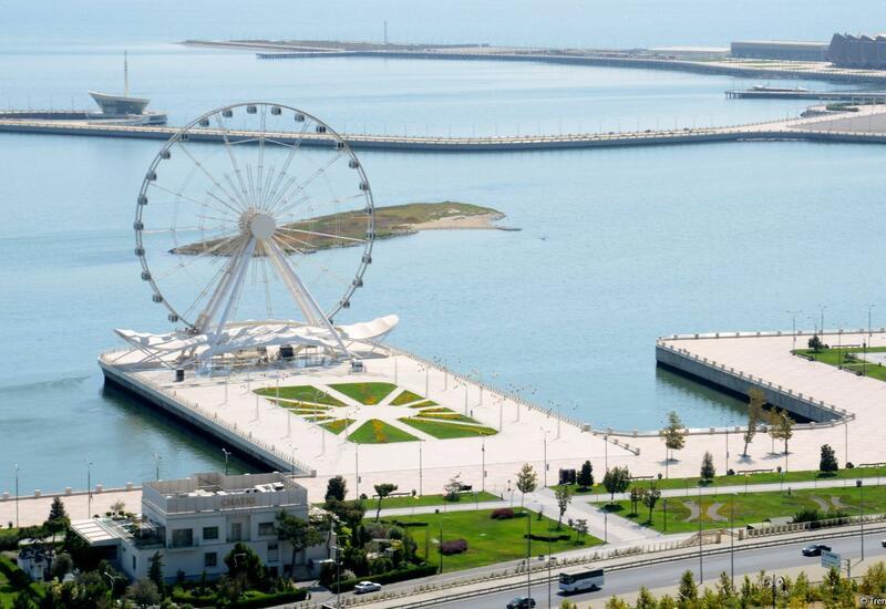 Баку: гармония старины и современности
