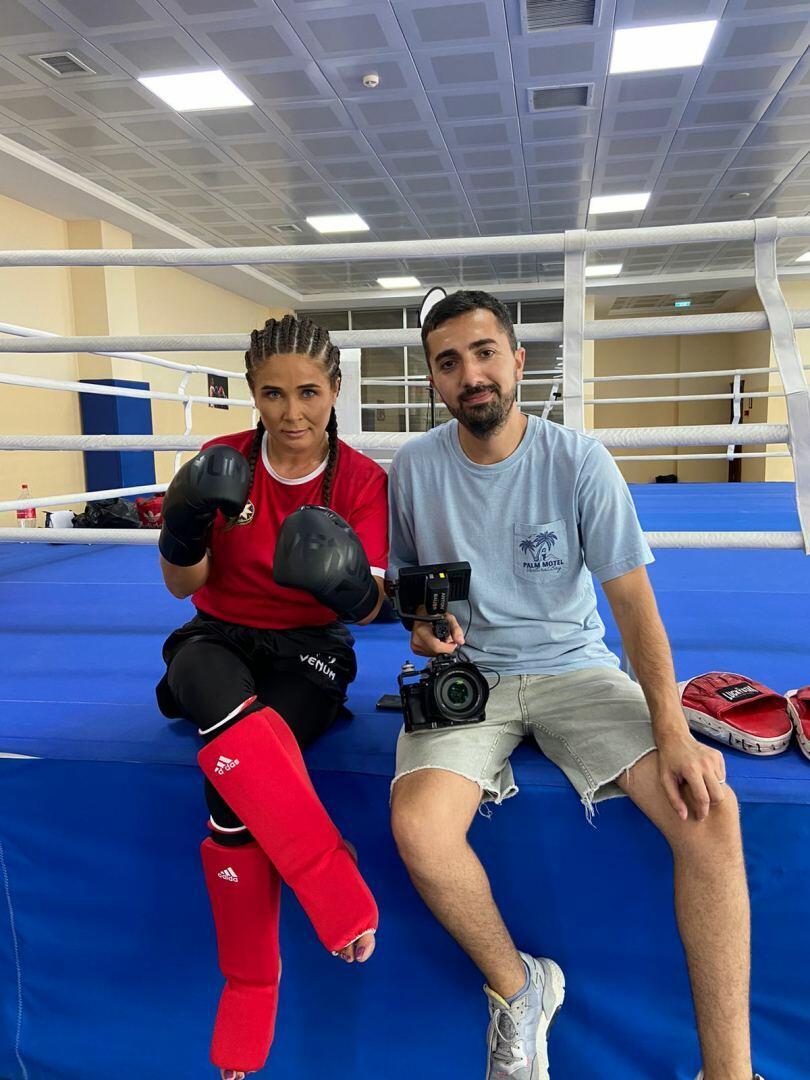 Эльнара Халилова посвятила музыкальный проект азербайджанским чемпионам Паралимпиады в Токио