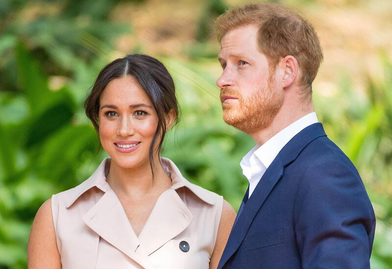 Принц Гарри и Меган Маркл попросили аудиенции у Елизаветы II