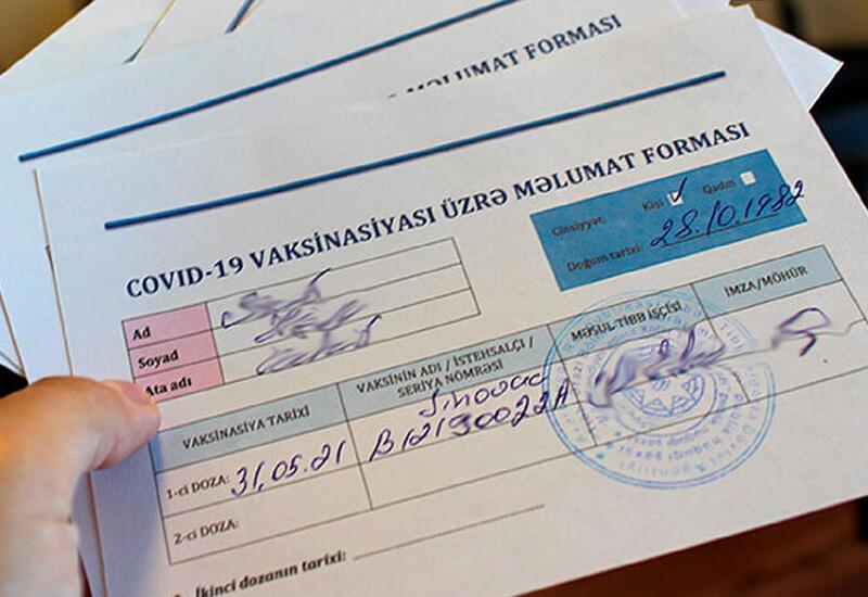 Почему в Азербайджане задерживается выдача сертификатов о противопоказании?