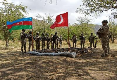 Совместные тактические учения Азербайджана и Турции в Лачине служат обеспечению стабильности в регионе - ЗАЯВЛЕНИЕ