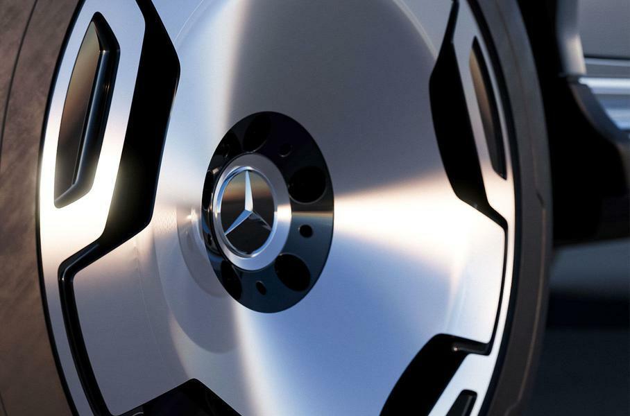 Mercedes-Benz G-Class перевели на электричество