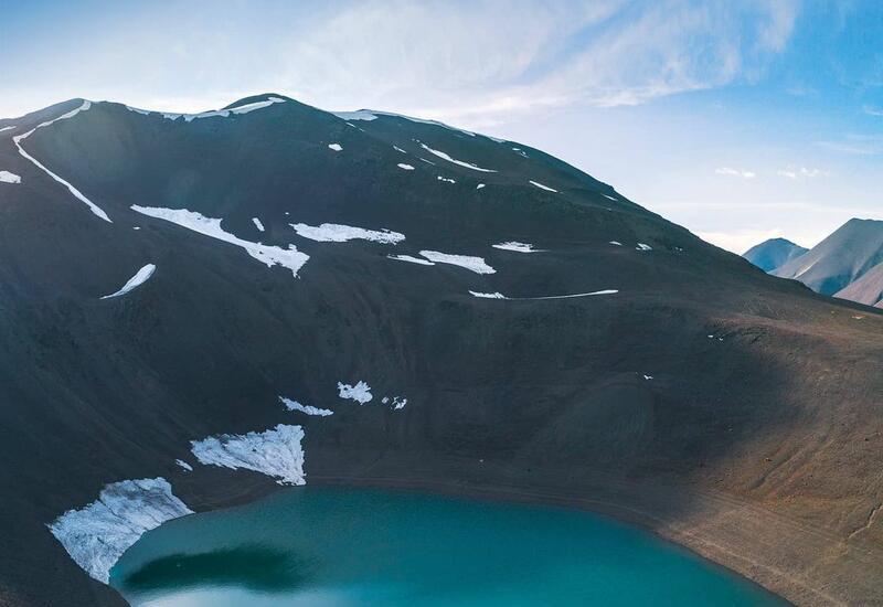 ТОП самых красивых горных озер Азербайджана