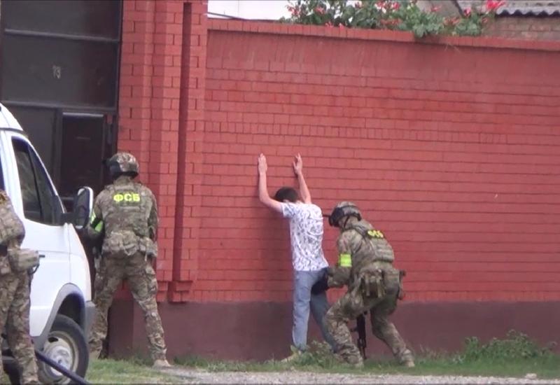 """Задержаны четыре сторонника """"ИГ"""", готовившие теракты в Ингушетии"""