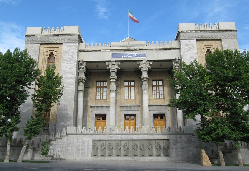 МИД Ирана об отношениях с соседними странами