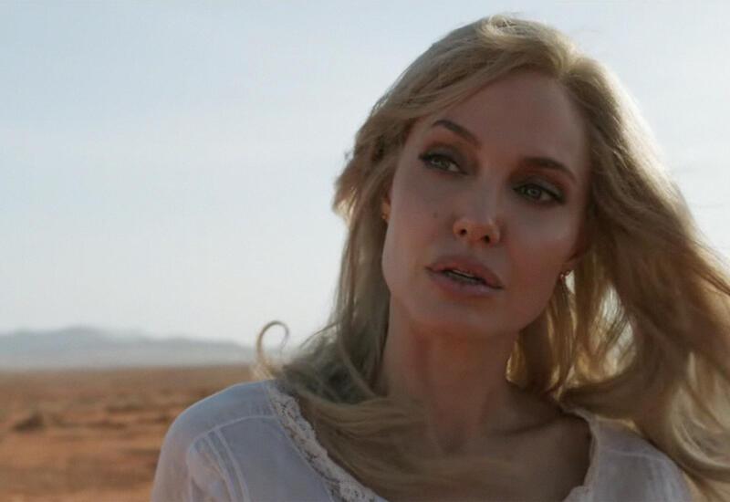 Джоли рассказала, почему впервые согласилась на роль супергероини