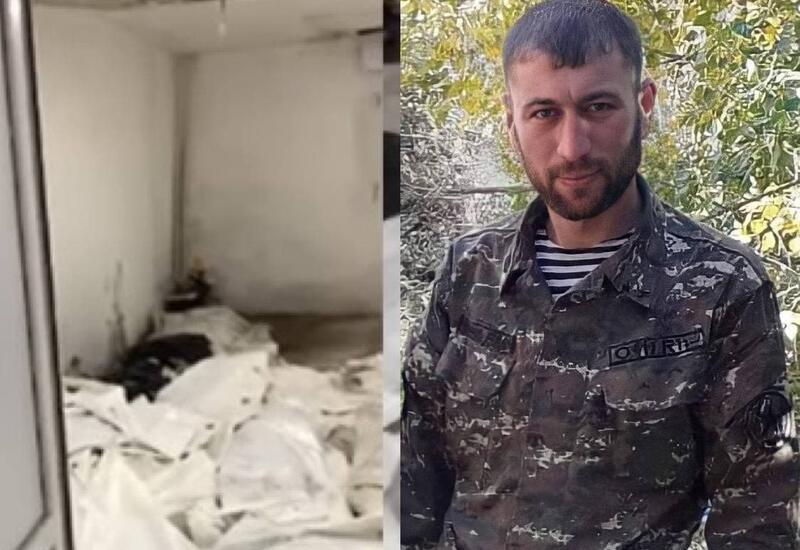 """""""Тела солдат хранились в холодильниках, чтобы Пашинян остался у власти"""""""