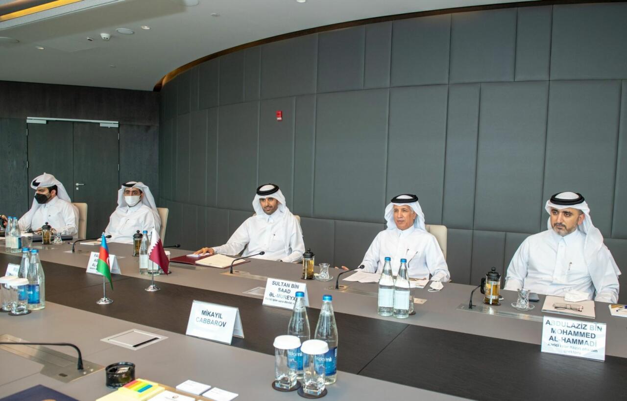 Катарские компании приглашены инвестировать в проекты на освобожденных территориях Азербайджана
