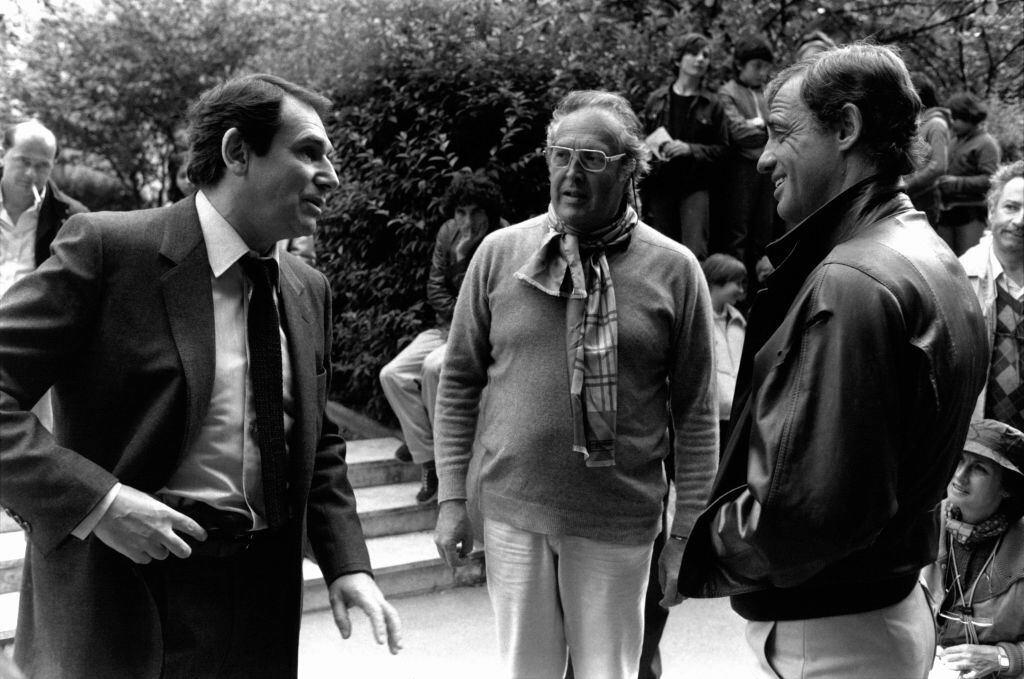 Жан-Поль Бельмондо и Робер Оссейн – история дружбы француза и азербайджанца