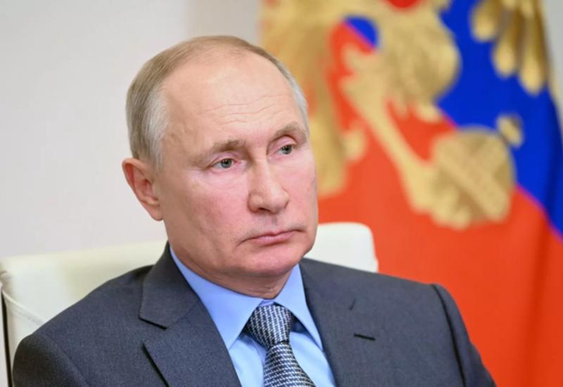 Путин выразил соболезнования в связи с гибелью главы МЧС