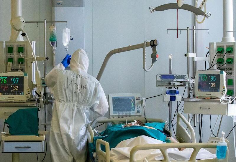 В России за сутки выявили более 18 тыс. случаев заражения коронавирусом