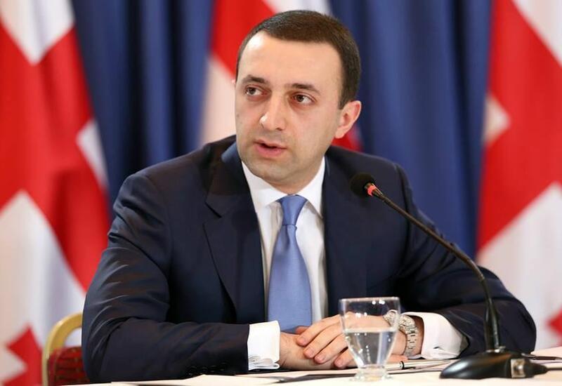 Премьер-министр Грузии едет в Азербайджан