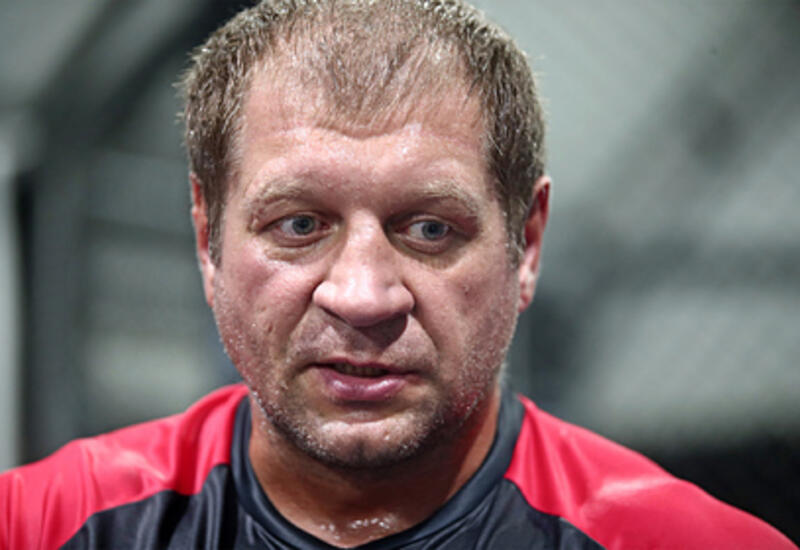 Александр Емельяненко отверг идею боя с Джигурдой
