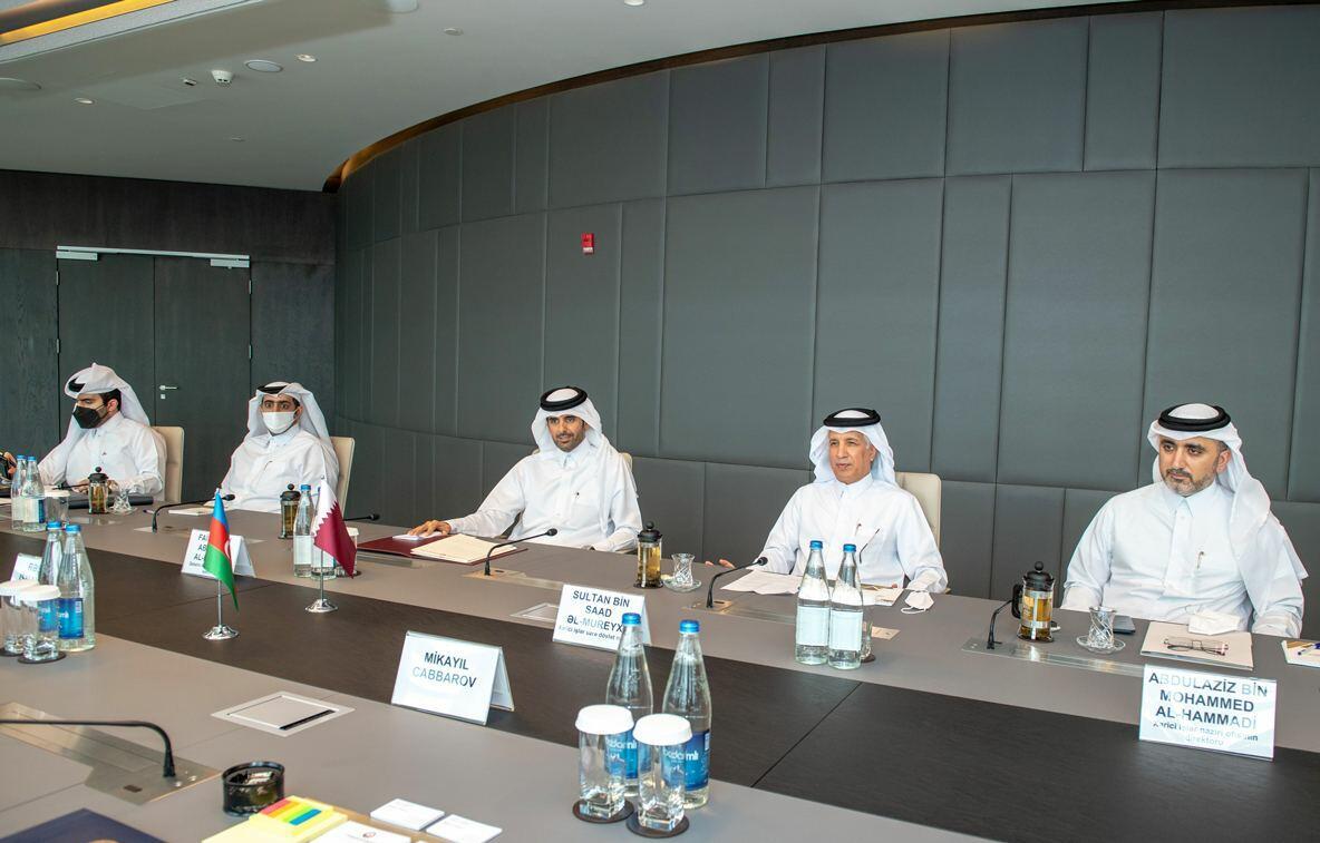 Торгово-инвестиционное сотрудничество является основным направлением азербайджано-катарского партнерства
