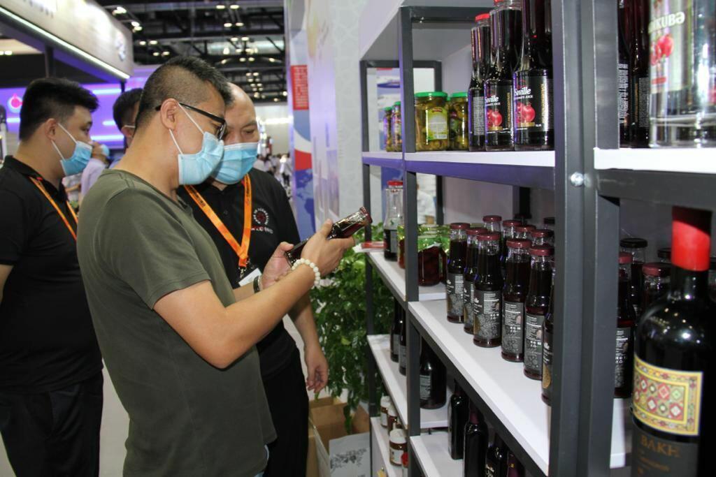 Азербайджан представлен на Китайской международной выставке торговли услугами