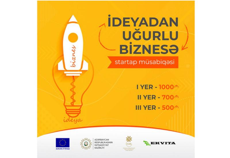 В Азербайджане стартовал конкурс стартапов «От идеи к успешному бизнесу»