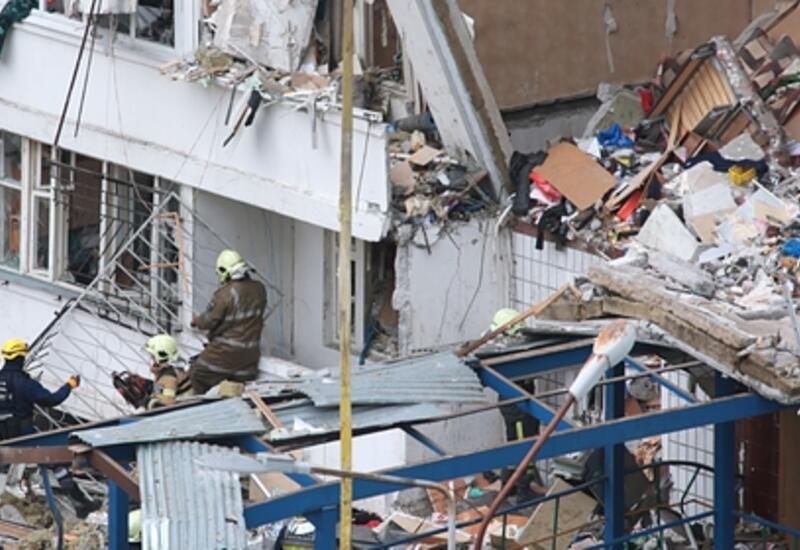 Число пострадавших и погибших при взрыве газа в России выросло