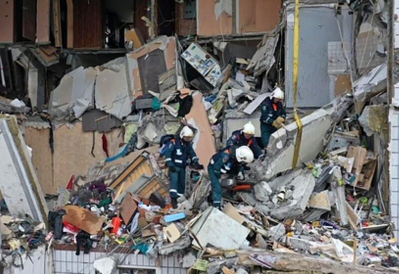 Еще одного погибшего извлекли из-под завалов дома в России