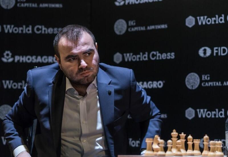Шахрияр Мамедъяров вновь обыграл Гарри Каспарова