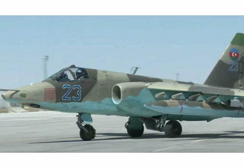Один азербайджанский штурмовик Су-25 уничтожил 58 армянских целей во время Карабахской войны