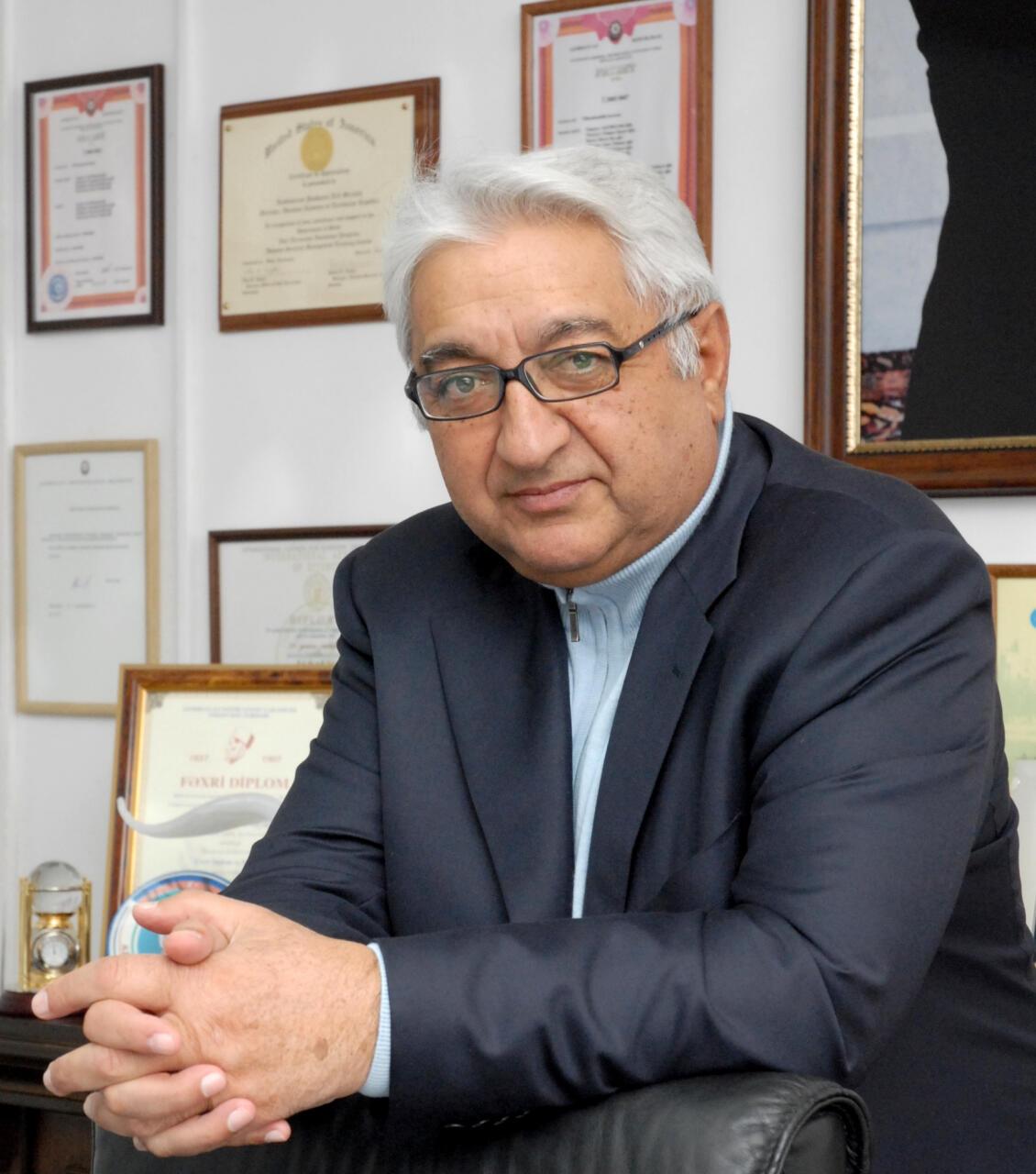 История успеха: Ариф Пашаев 25 лет у руля Академии авиации