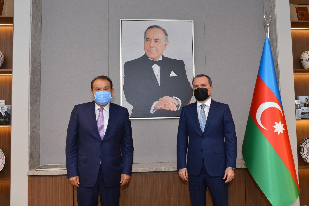 В Баку обсудили подготовку к Стамбульскому саммиту Тюркского совета