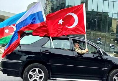 Треугольник Баку-Анкара-Москва стал гарантом стабильного развития региона - Энгин Озер для Day.Az
